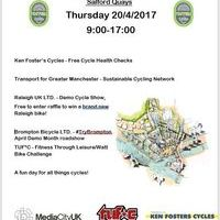 Twisted Wheel Cycle and Fitness Event.