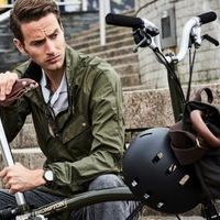 Brompton Collaberation With Barbour