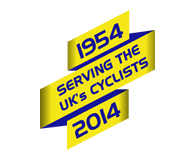 60 Years serving the UK's cyclists