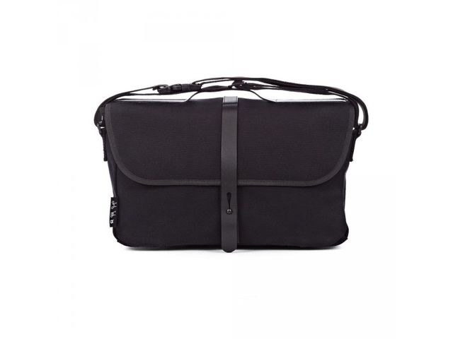 BROMPTON Shoulder Bag Black click to zoom image