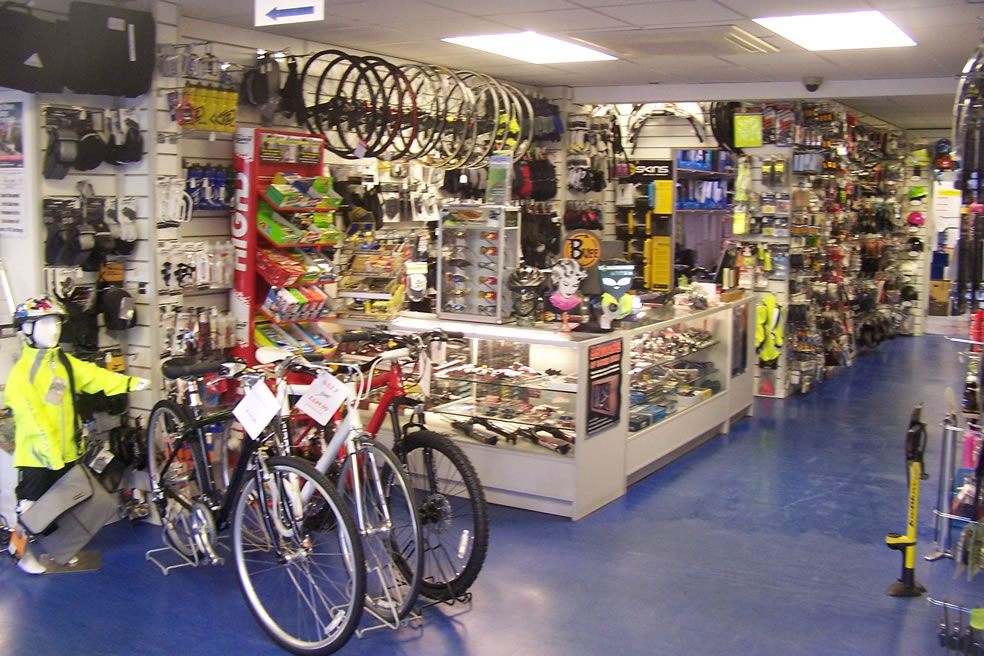 About Us Ken Foster S Cycle Logic Bike Shop In